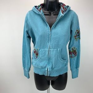 Prana Hoodie Jacket Full Zip
